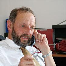 Andreas Roder, Rechtsanwalt